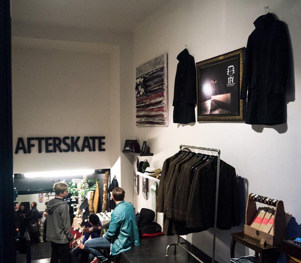 Butikslokal i markplan invid St:Eriksplan!