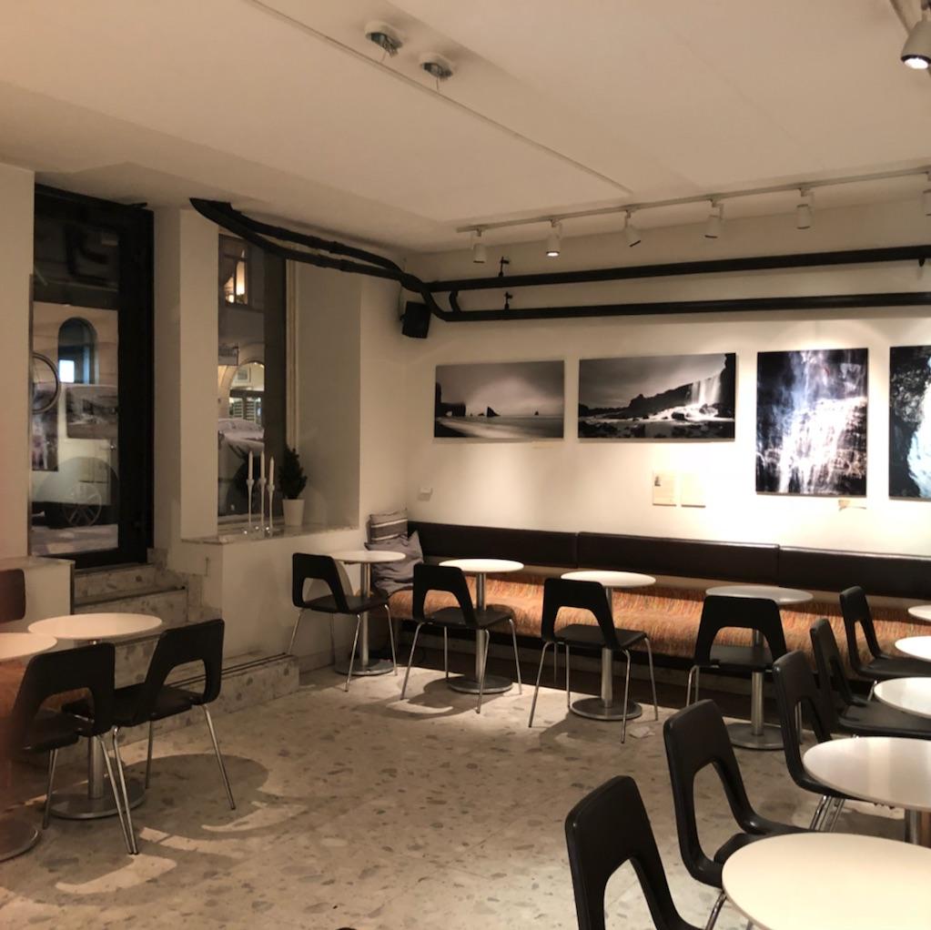 Cafelokal östermalm