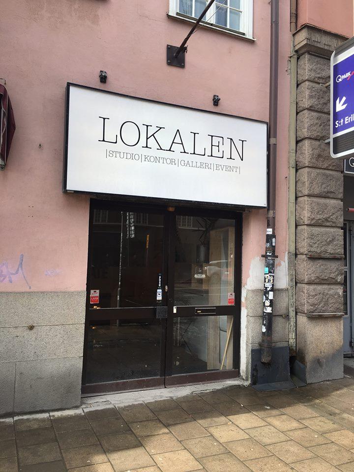 Kontorsrum ett stenkast från St:Eriksplan!
